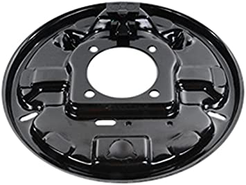 ACDelco 15853380 GM Original Equipment Rear Brake Backing Plate Assembly