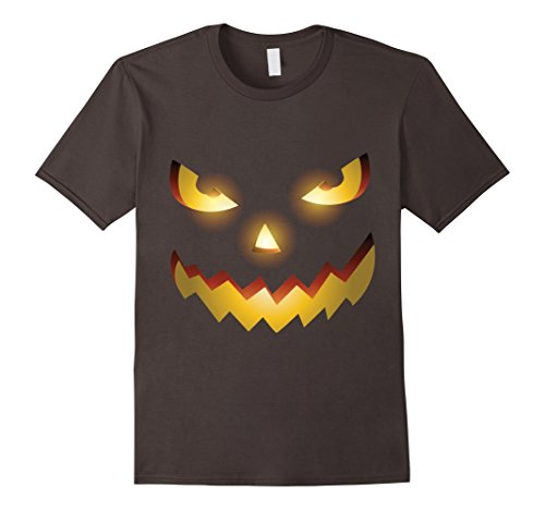 The Official Scary Face Halloween Costume Tee Shirt