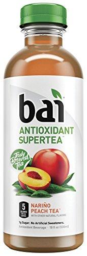 Narino Peach Antioxidant Supertea Bottles product image