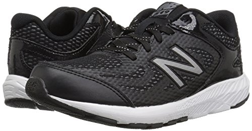 New Balance Boys' 519v1 Running Shoe, Black/White, 12.5 W US Little Kid by New Balance (Image #5)