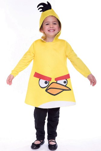 Angry Birds Yellow Costume -
