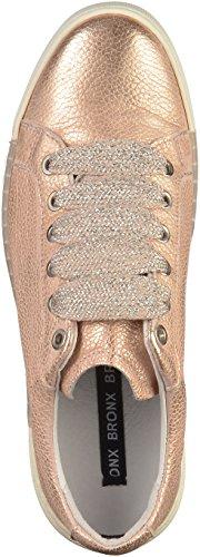 66119 Mujer Rosa Bronx Piel Zapatillas A Rose de BvwqxTdXzq