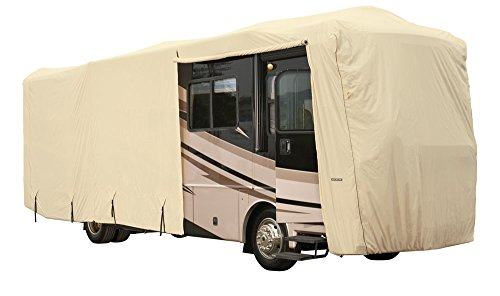 Class A Motor Home Cover made our list of Tent Camping Terminology And RV Terms You Need To Know and the CampingForFoodies tent camping hacks campsite dwellers must be aware of for a great camp trip!