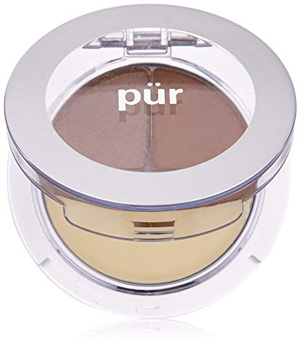 P R Brow Perfection Trio, Brow Shaping Powder and Wax, 0.2 Ounce