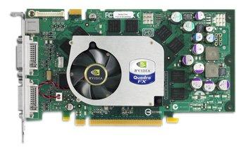 - NVIDIA Quadro FX1400 PCIE 128MB DDR 3D Graphics Card