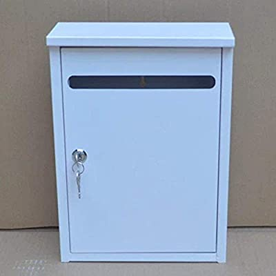 Residential Mailbox Pastoral Painted Mailbox Creative With