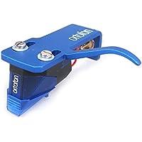 Ortofon: 2M Blue Cartridge Mounted on SH-4 Headshell