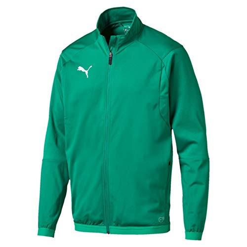 Homme puma Vert Liga Green White Training pepper Jacket Puma Veste IwZR8q8U