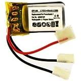 Beats by Dr DRE Power Beats 2 Wireless Headset Battery (Li-Pol, 3.7V, 90mAh) Rechargeable Battery - Replacement Battery