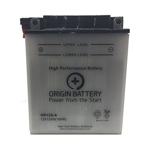 12A A Motorcycle Battery - 8