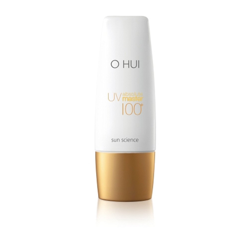 O HUI ABSOLUTE UV MASTER 40ml Lapot outdoor sunblock with strong UV protection (SPF 50+/PA+++) with Sample Gift