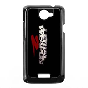 Lethal Weapon HTC One X Cell Phone Case Black UD1359576