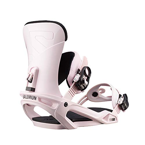 Snowboard Bindings Sand - Salomon Snowboards Vendetta Snowboard Binding - Women's Pink, S