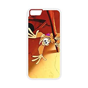 iPhone 6 4.7 Inch Cell Phone Case Covers White Aladdin Character Abu F9805884