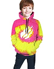 DLZZ Preston Fire Nation Playz Gamer Flame 3D Print Teen Hoodie Sweatshirts