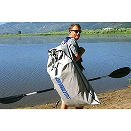 SEA EAGLE 370 PRO PACKAGE INFLATABLE 12.5 FT KAYAK NEW FACTORY SEALED 3-YR WTY!