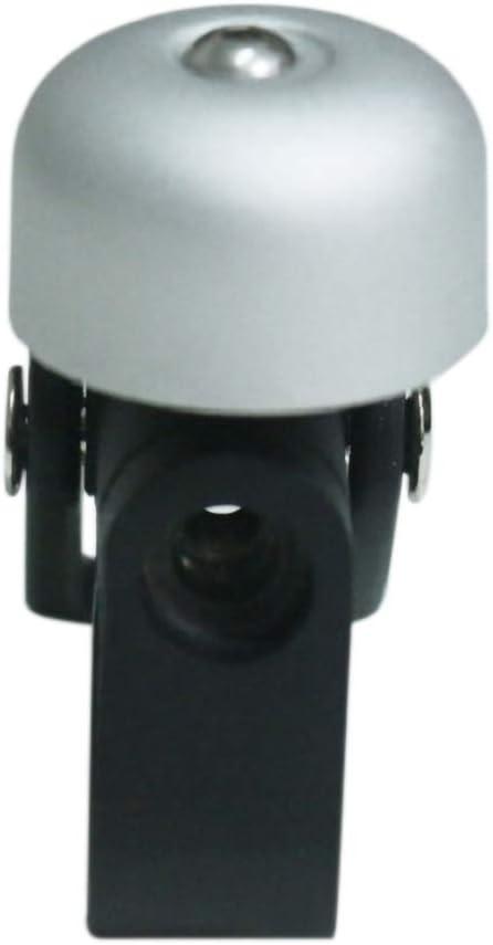 Gyratedream Accessoires intelligents de Planche /à roulettes de Corne de Bell de Scooter /électrique dalliage daluminium de pour Xiaomi M365