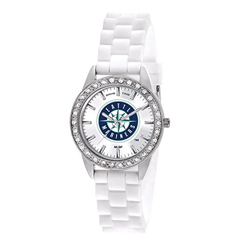 Gifts Licensed Gifts Ladies MLB Seattle Mariners Frost Watch