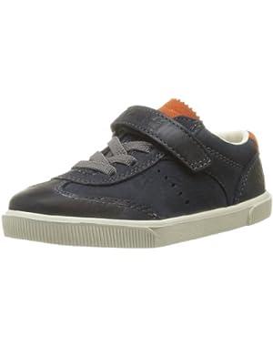 Hookset Camp Navy Nubuck Junior Shoes