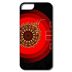 Illustration 5 5s Case For Apple IPhone White Best PV Style
