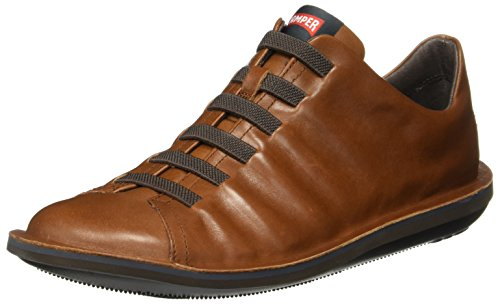 210 Beetle Sneaker CAMPER Braun Herren Medium Brown wYCBxR5q7v