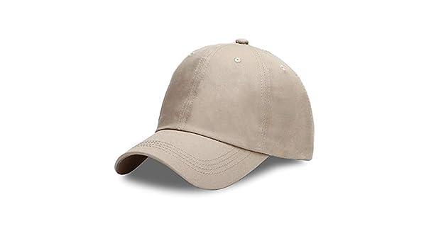 zhuzhuwen Sombrero Simple 7 de la Moda de la Gorra de béisbol del ...