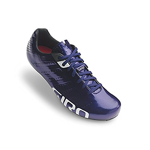 Giro Empire Slx Road Cycling Shoes - Ultraviolet/white 48, Uraviolet/white