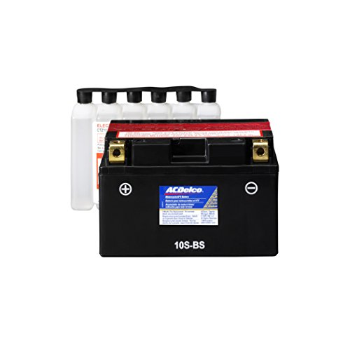 - ACDelco ATZ10SBS Specialty AGM Powersports JIS 10S-BS Battery