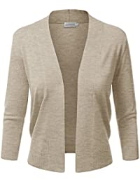 Amazon.com: Beige - Cardigans / Sweaters: Clothing, Shoes & Jewelry