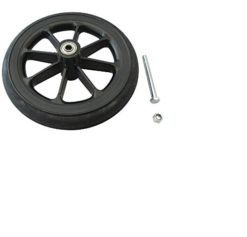 - Wheelchair Front Wheel Kit w/Hardware