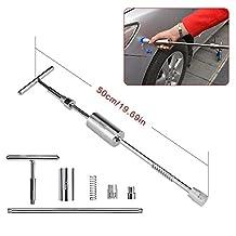 Super PDR® Paintless Dent Repair Tool kits Slide Hammer-2 in 1 PDR Hail Repair Slide Hammer Glue Pullers