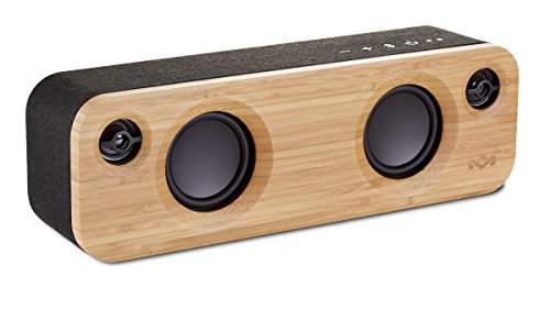 House of Marley Get Together Mini Wireless Portable Bluetooth Audio -