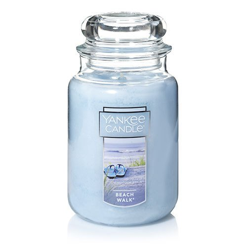 Yankee Candle Large Jar Candle, Beach Walk
