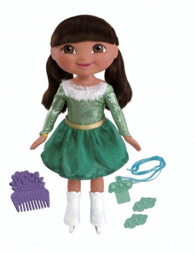 Fisher-Price Dora The Explorer Sparkle Princess Sparkling Skater Dora