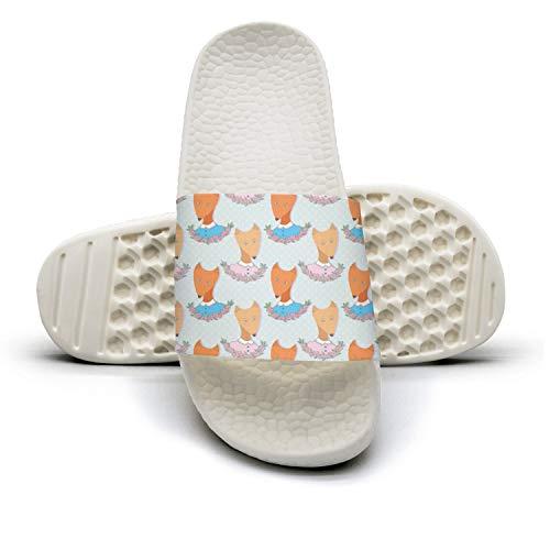 guxefi mignon home renards lowrie contexte pour  s outdoor home mignon diapositives confort pantoufle à la mode. 233578