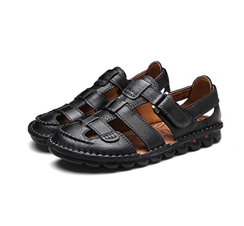 da LEDLFIE Shoes Sandali Beach Black Scarpe Uomo Outdoors Casual z1wva