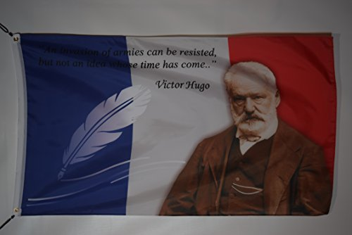 Victor Hugo French Writer English Text - French Writer