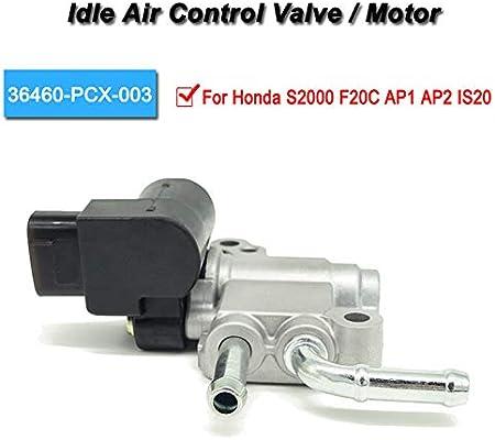 Idle Air Control Valve IACV Fit for 2000-2009 Honda S2000 36460-PCX-003