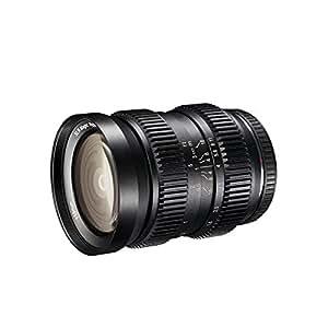 SLR Magic Hyper Prime 12mm f/1.6 - Objetivo para micro cuatro tercios (distancia focal fija 12mm, diámetro: 58mm) color negro
