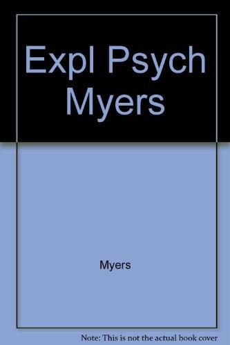 Psychology David Myers Pdf