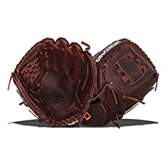 Nokona's X2 Elite Baseball Glove 12 Inch X2-1200 is made with their proprietary stampede leather for the highest performance and quality. These position-specific gloves are made for the most skilled players who are looking for high performanc...