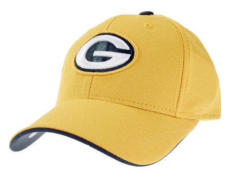 Green Bay Packers NFL Youth Performance Flex Cap Hat (BOYS 8-20) (Bay Packers Beanie Youth Green)