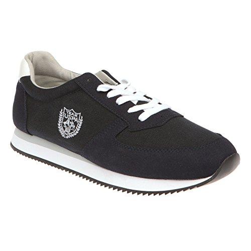 U.S. POLO Chaussures de course homme, fermeture à lacets - mod. NOBIL4192S7-CH1
