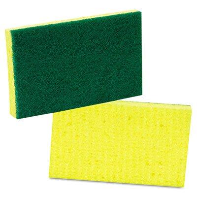 Scotch-Brite PROFESSIONAL Medium-Duty Scrubbing Sponge, 3 1/2 x 6 1/4, 10/Pack by Scotch-Brite
