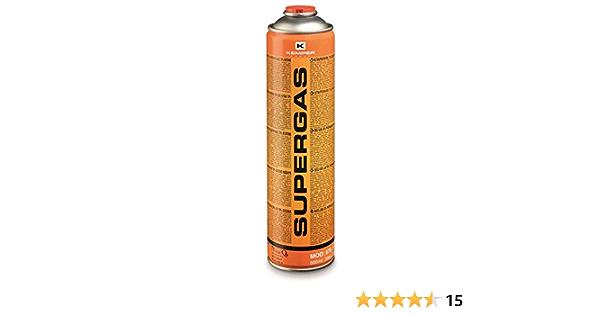 Provence Outillage - Recargador de gas (330 g)