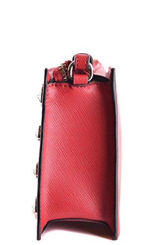 Versace Pochette Donna FBD1207FVSAF600N Pelle Rosso