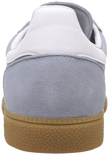 adidas Unisex-Erwachsene Spezial Low-Top Grau (Light Grey/Ftwr White/Gold Metallic)