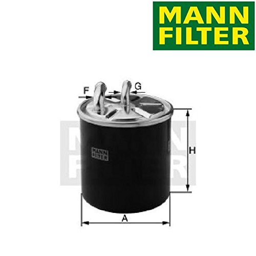 Beck Arnley 043-3007 Fuel Filter
