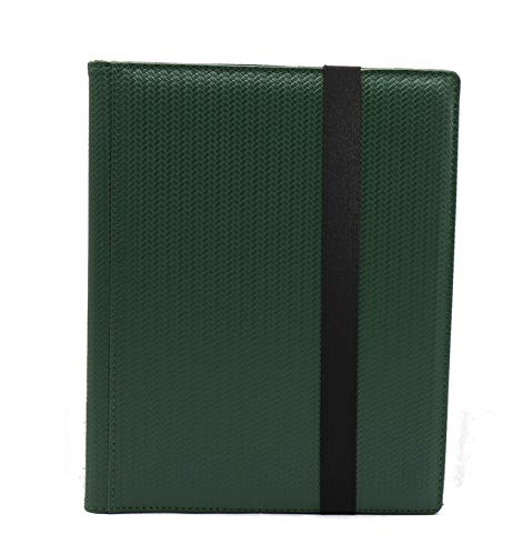 Green Dex Protection Limited Edition Proline Binder 9 Card Storage Binder