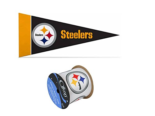 Pittsburgh Steelers Mini Pennant & - Steelers Pittsburgh Pennant